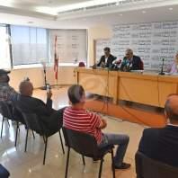 مؤتمر صحافي لأهالي شهداء وجرحى جريمة تفجيرات القاع - محمد سلمان