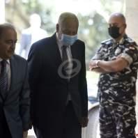 زيارة احمد ابو الغيط الى عين التينة-محمد سلمان