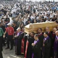الاحتفال بالصلاة لراحة نفس البطريرك صفير- محمد سلمان