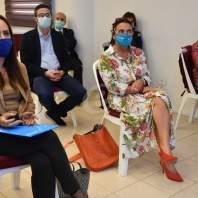 مؤتمر صحافي لرئيس إدارة المناقصات جان العلية بنادي الصحافة - محمد سلمان