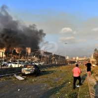انفجار مرفأ بيروت - محمد سلمان
