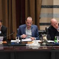 جلسة مجلس الوزراء لمناقشة الموازنة - محمد سلمان