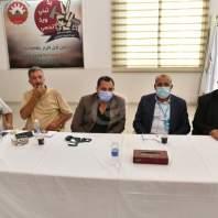 اجتماع لاتحادات ونقابات قطاع النقل البري-محمد سلمان
