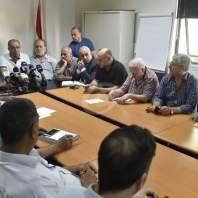 اجتماع هيئة التنسيق النقابية-محمد سلمان