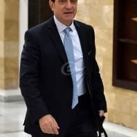 جلسة مجلس الوزراء في قصر بعبدا- محمد سلمان