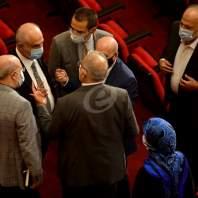 جلسة لإنتخاب أميني سر وثلاثة مفوضين وأعضاء اللجان النيابية- محمد سلمان
