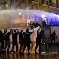 مواجهات في وسط بيروت- محمد سلمان