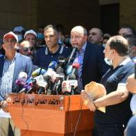 وقائع الإضراب العام في مختلف المناطق اللبنانية - محمد سلمان