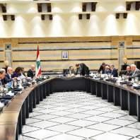 جلسة لمجلس الوزراء في السراي الحكومي