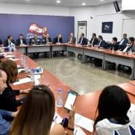 مؤتمر صحفي لتكتل لبنان القوي عقب اجتماعه - محمد سلمان