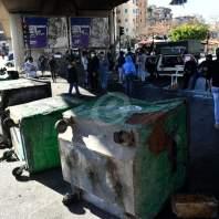 قطع السير عند تقاطع الشيفروليه-محمد سلمان