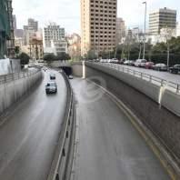 جولة لتفقد الإغلاق العام في بيروت – محمد سلمان