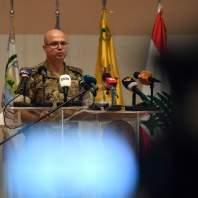مؤتمر صحافي لقيادة الجيش حول آلية توزيع المساعدات على المتضررين-محمد سلمان