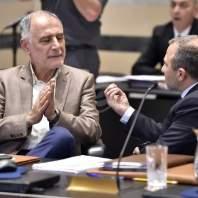 جلسة الحكومة المختصة بمناقشة الموازنة- محمد سلمان