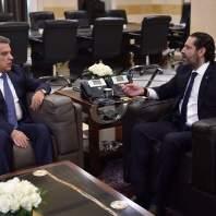 الحريري التقى اللواء عباس ابراهيم-محمد سلمان
