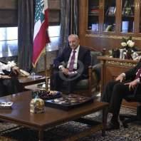 زيارة وفد من مجلس الشورى السعودي إلى عين التينة-محمد سلمان