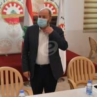 اجتماع موسع بمقر الاتحاد العمالي العام لبحث استخدام اليد العاملة اللبنانية بقطاع الافران والمطاحن - محمد سلمان