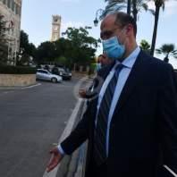 خروج وزراء حكومات حسان دياب من السراي