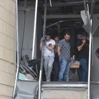 رفع الأضرار الناتجة عن الإنفجار في مرفأ بيروت- محمد سلمان