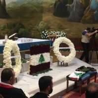 قداس بذكرى 13 تشرين في كنيسة الصعود بالضبيه