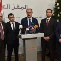 """لقاء بين باسيل ووفد من """"اللقاء الديمقراطي"""" - محمد سلمان"""