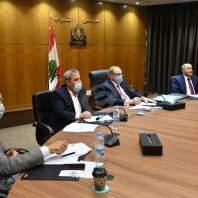 جلسة للجنة الاقتصاد والتجارة والصناعة برئاسة البستاني - محمد سلمان