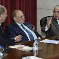 الاجتماع التشاوري في بكركي-محمد سلمان
