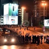 تظاهرات شعبية وقطع طرقات في مناطق بيروت-محمد سلمان
