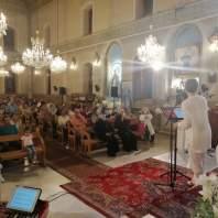 سهرة دينية في كنيسة السيدة الرعائية في بقاعكفرا