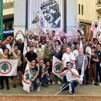 القوات بالأشرفية احيت ذكرى الرئيس بشير الجميل-محمد سلمان
