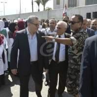 إعتصام لنقابة أصحاب المستشفيات الخاصة أمام وزارة الصحة- محمد سلمان