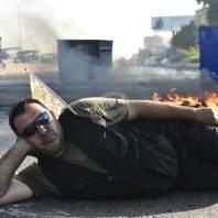 اعتصام العسكريين المتقاعدين- محمد سلمان