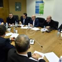 اجتماع نواب بيروت في مجلس النواب - محمد سلمان