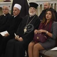 """لقاء """"معا حول سيدتنا مريم"""" في السراي الحكومي - محمد سلمان"""