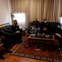 لقاء بين وزيرة العدل ووفد من أهالي ضحايا انفجار المرفأ-محمد سلمان