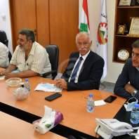 إعادة انتخاب رئيس للاتحاد العمالي العام - محمد سلمان