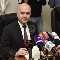 حاصباني يعرض في مؤتمر صحفي نتائج عينات كبيس اللفت- محمد سلمان