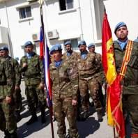 إحتفال اليونفيل في الناقورة في ذكرى انتشارها في جنوب لبنان