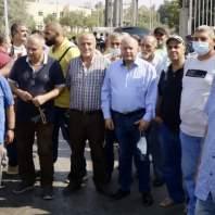اعتصام للعاملين في الجامعة اللبنانية – محمد سلمان