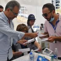 انتخابات نقابة المهندسين في بيروت