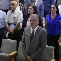 افتتاح الندوة اللبنانية الفرنسية - محمد سلمان