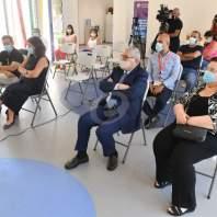 مستشفى بيروت الحكومي ومؤسسة التعاون يفتتحان قسم المناظير في الكرنتينا - محمد سلمان