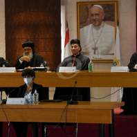 اجتماع للجنة التنفيذية لمجلس كنائس الشرق الأوسط في بكركي - محمد سلمان