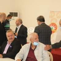 مؤتمر صحافي لرئيس اتحاد النقل البري بسام طليس