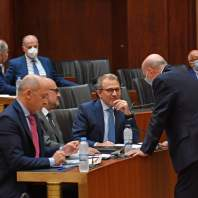 جلسة اللجان النيابية المشتركة لدرس رد قانون الإنتخاب - محمد سلمان