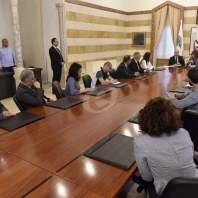 خطة عمل مشتركة في مجال البيئة بين وزارتي الداخلية والبيئة- محمد سلمان