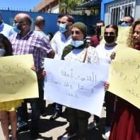 اعتصام بدعوة من اتحاد المعلمين في لبنان-محمد سلمان