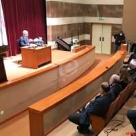 مؤتمر صحفي لوزير التربية طارق المجذوب – محمد سلمان