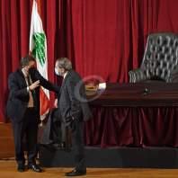 جلسة مجلس النواب في قصر الاونيسكو-محمد سلمان