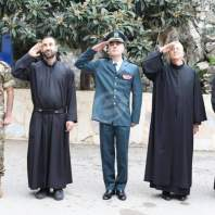 مدرسة مار شربل في درعون تحتفل بالاستقلال
